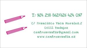 tarjeta de visita
