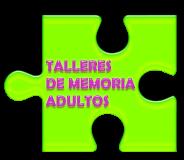 TALLERES DE MEMORIA A ADULTOS
